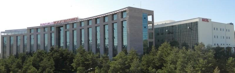 Çorum Sungurlu Devlet Hastanesi